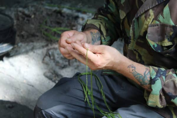 Survival Bushcraft and Wilderness Skills Weekend