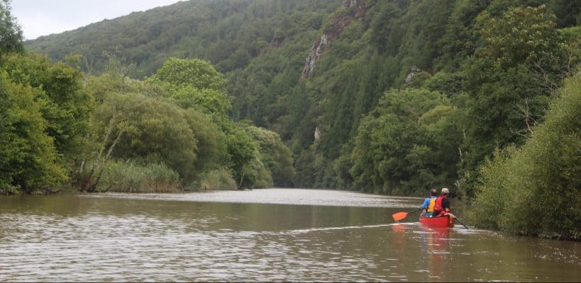 River Tamar Guided Canoe Trips