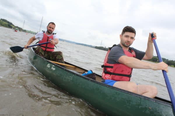 Wilderness Canoeing and Bushcraft Adventure