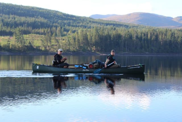 loch laggan expedition