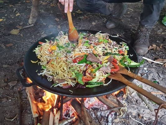 Wild Food Weekend