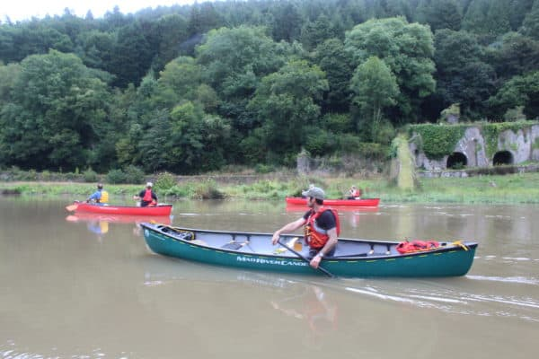 Canoe the Tamar with us