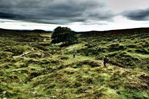 Dartmoor Survival and Wilderness Skills Adventure