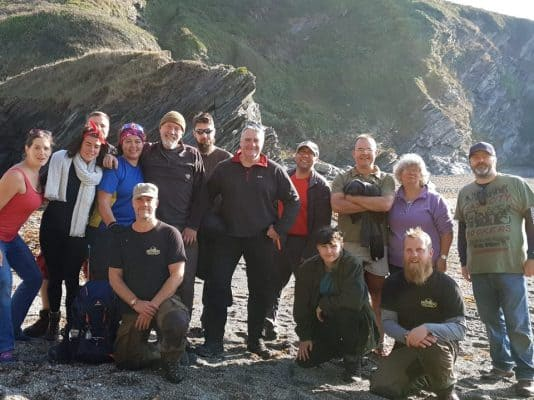 Coastal Survival and Bushcraft Skills weekend