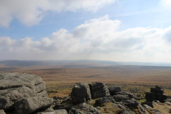 New Event, Guided walk to Highwillhays Dartmoor