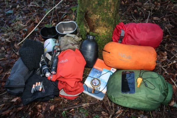 Navigation Skills blog in the Bushcraft Journal