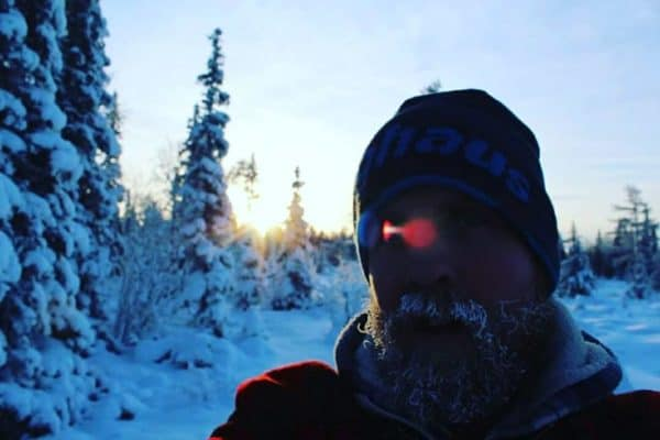 Swedish Arctic Survival Adventure