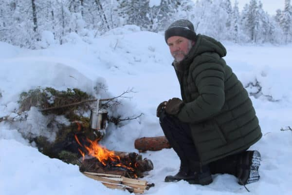 Survival and Bushcraft courses in Sweden
